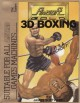 3D Boxing box cover