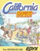 California Games box cover