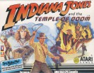 Indiana Jones and the Temple of Doom box cover