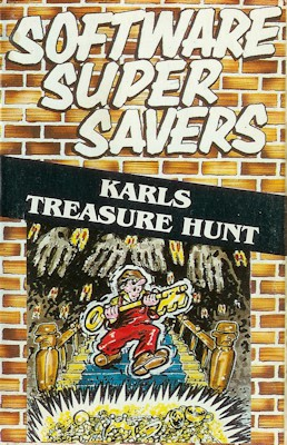 Karl's Treasure Hunt boxcover 0