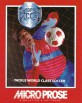 Microprose Soccer boxcover 1