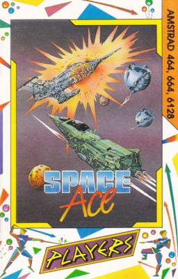 Space Ace boxcover 0